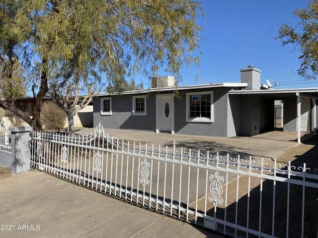 4835 S 36TH Drive, Phoenix, AZ 85041 (MLS #6181073) :: Yost Realty Group at RE/MAX Casa Grande