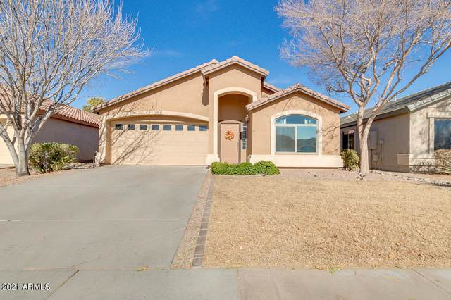 1334 E Penny Lane, San Tan Valley, AZ 85140 (MLS #6181083) :: Kepple Real Estate Group