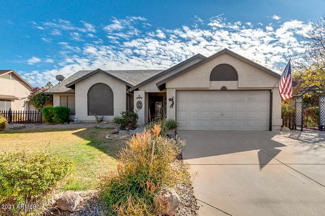 707 W Loughlin Drive, Chandler, AZ 85225 (MLS #6181088) :: Power Realty Group Model Home Center