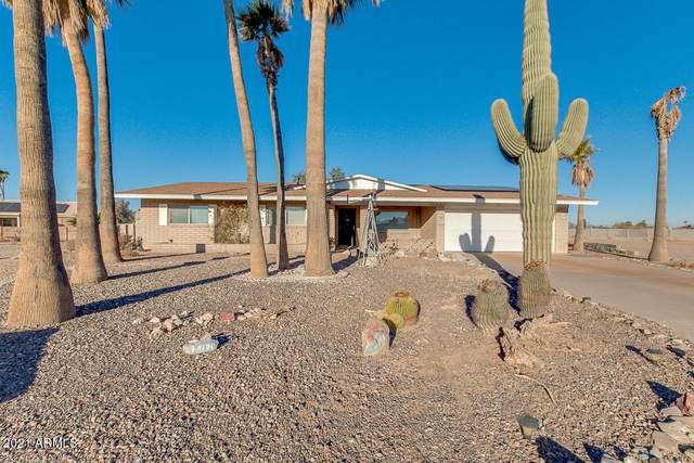 14180 S Prestwick Lane, Arizona City, AZ 85123 (MLS #6181100) :: The Daniel Montez Real Estate Group