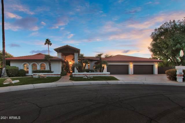 8615 E Charter Oak Drive, Scottsdale, AZ 85260 (MLS #6181133) :: Howe Realty