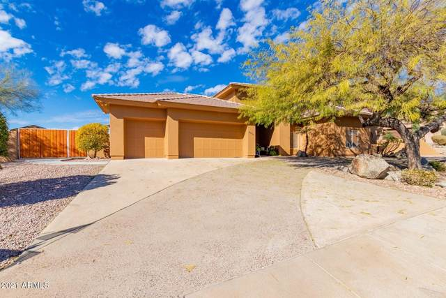 2824 N Kashmir Street, Mesa, AZ 85215 (MLS #6181137) :: Yost Realty Group at RE/MAX Casa Grande