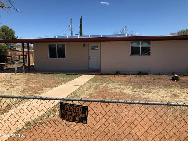 108 2nd Street, Huachuca City, AZ 85616 (MLS #6181155) :: The Property Partners at eXp Realty