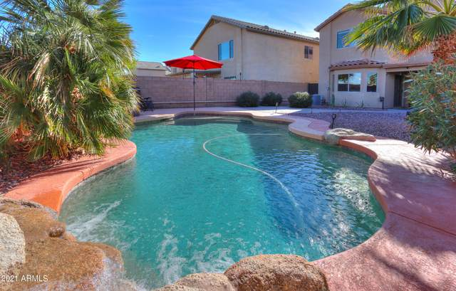 42042 W Hillman Drive, Maricopa, AZ 85138 (MLS #6181159) :: Yost Realty Group at RE/MAX Casa Grande