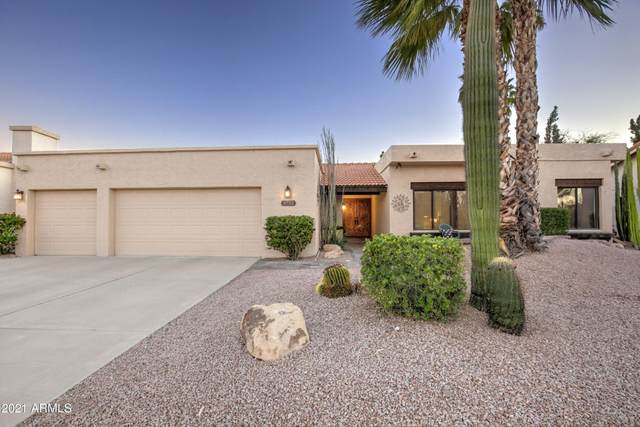 8733 E San Ardo Drive, Scottsdale, AZ 85258 (MLS #6181167) :: Scott Gaertner Group