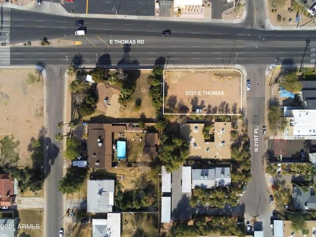2121 E Thomas Road, Phoenix, AZ 85016 (MLS #6181175) :: Devor Real Estate Associates