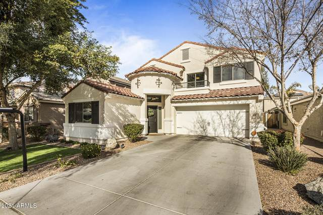4178 E Sandy Way, Gilbert, AZ 85297 (MLS #6181193) :: Openshaw Real Estate Group in partnership with The Jesse Herfel Real Estate Group