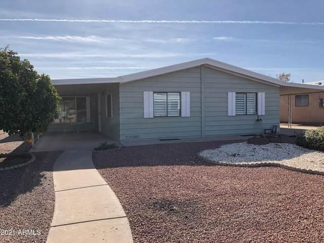 9521 E Navajo Place, Sun Lakes, AZ 85248 (MLS #6181197) :: Maison DeBlanc Real Estate