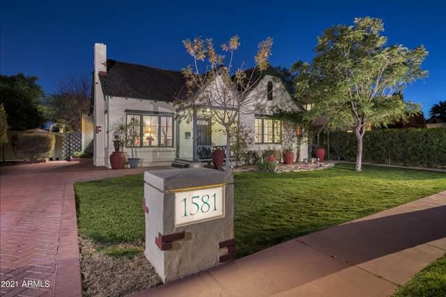 1581 E Cheery Lynn Road, Phoenix, AZ 85014 (MLS #6181210) :: Conway Real Estate