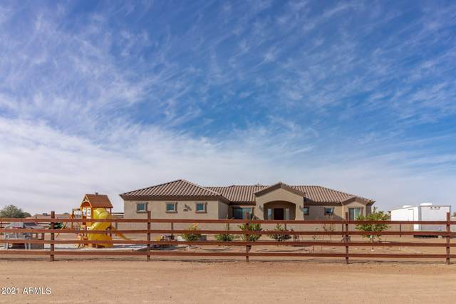 28102 N Edwards Road, San Tan Valley, AZ 85143 (MLS #6181217) :: Klaus Team Real Estate Solutions