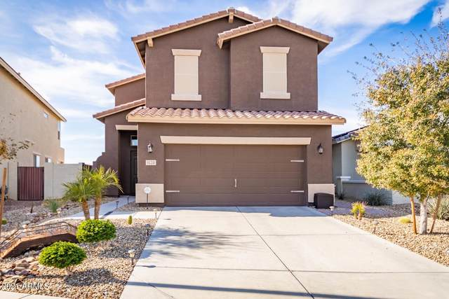 1120 S 202ND Lane, Buckeye, AZ 85326 (MLS #6181219) :: Balboa Realty