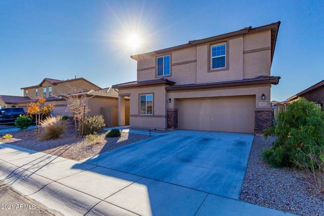 4391 W Federal Way, Queen Creek, AZ 85142 (MLS #6181231) :: The Property Partners at eXp Realty