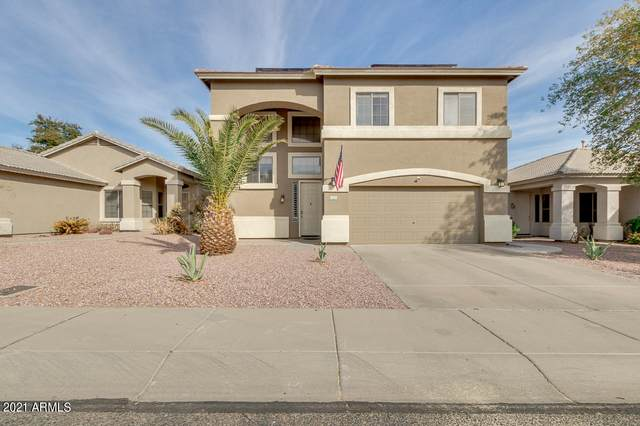 12622 W Columbus Avenue, Avondale, AZ 85392 (MLS #6181259) :: Executive Realty Advisors