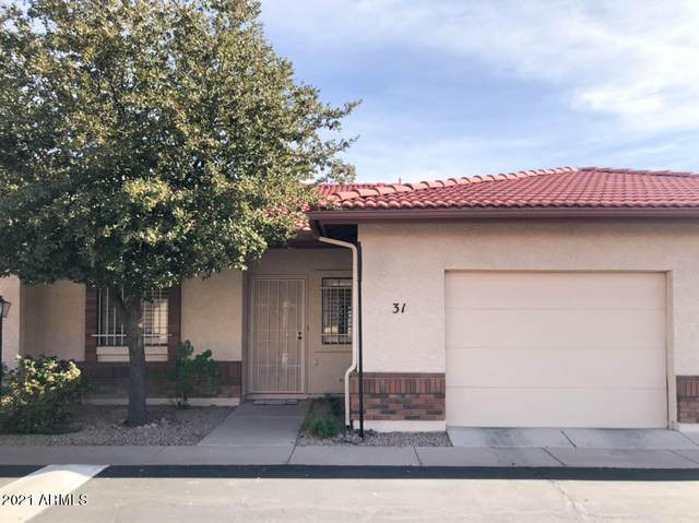 501 E 2ND Avenue #31, Mesa, AZ 85204 (MLS #6181262) :: ASAP Realty