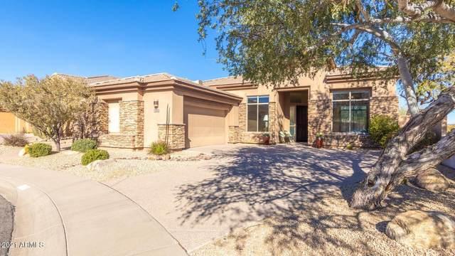 15856 E Bursage Drive, Fountain Hills, AZ 85268 (MLS #6181267) :: The Newman Team
