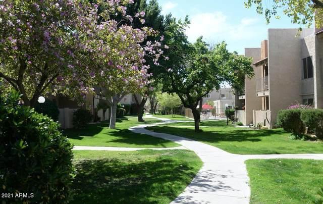 5525 E Thomas Road K16, Phoenix, AZ 85018 (MLS #6181270) :: The Ethridge Team