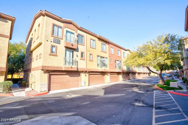 1920 E Bell Road #1061, Phoenix, AZ 85022 (MLS #6181272) :: Selling AZ Homes Team