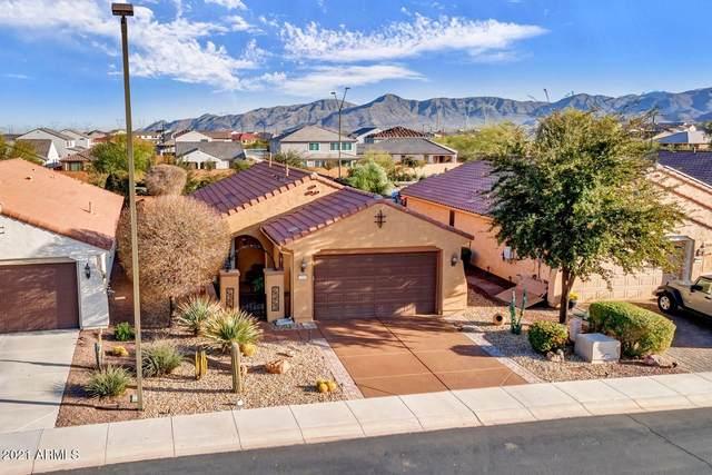 21605 N 261ST Avenue, Buckeye, AZ 85396 (MLS #6181279) :: Selling AZ Homes Team