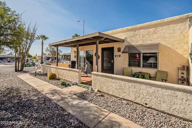 919 E Lancaster Circle, Florence, AZ 85132 (MLS #6181285) :: ASAP Realty