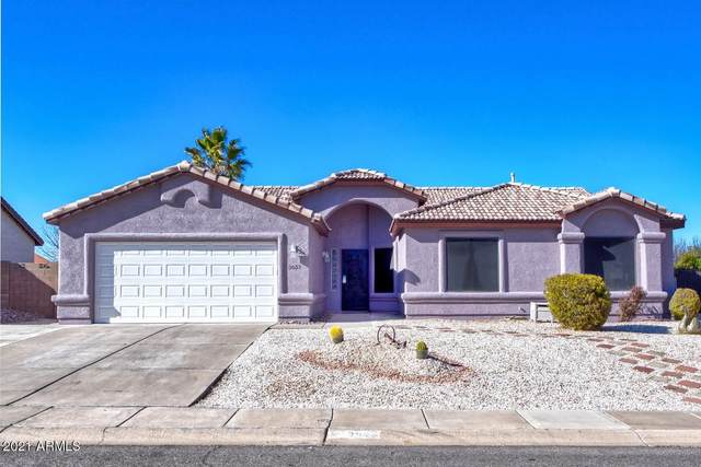 3651 Camino Arroyo, Sierra Vista, AZ 85650 (MLS #6181289) :: The Daniel Montez Real Estate Group