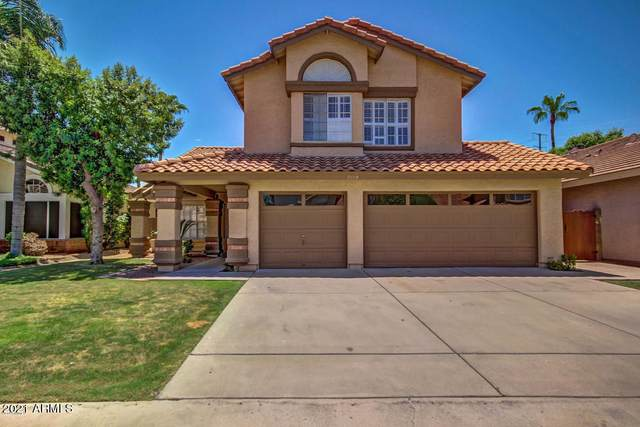 2119 E New Bedford Drive, Gilbert, AZ 85234 (MLS #6181296) :: Conway Real Estate