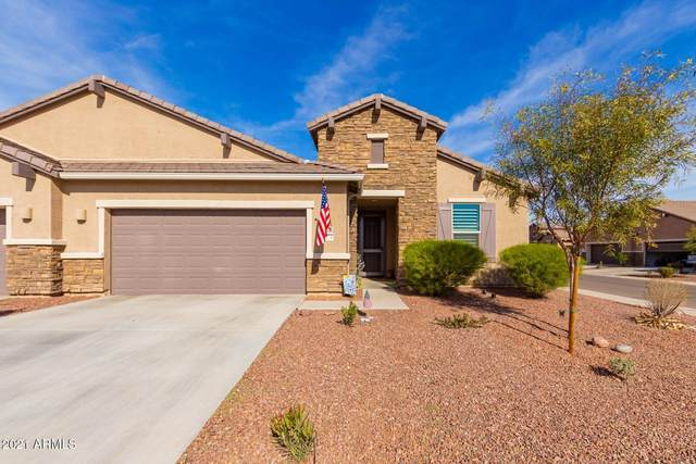 41574 W Summer Wind Way, Maricopa, AZ 85138 (MLS #6181313) :: Yost Realty Group at RE/MAX Casa Grande