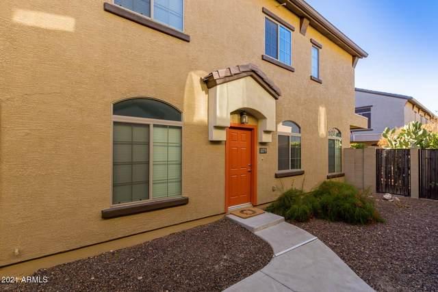 2725 E Mine Creek Road #1079, Phoenix, AZ 85024 (MLS #6181316) :: West Desert Group | HomeSmart