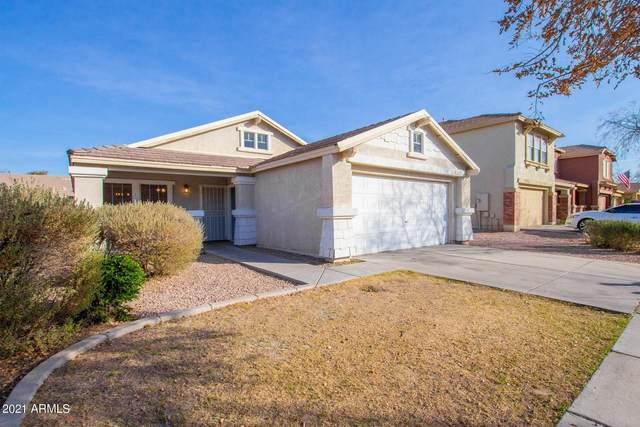 11968 W Pima Street, Avondale, AZ 85323 (MLS #6181323) :: Executive Realty Advisors