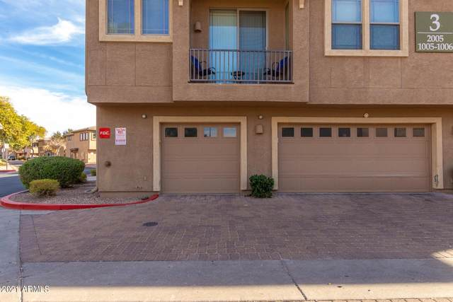 1225 N 36TH Street #2005, Phoenix, AZ 85008 (MLS #6181324) :: Openshaw Real Estate Group in partnership with The Jesse Herfel Real Estate Group