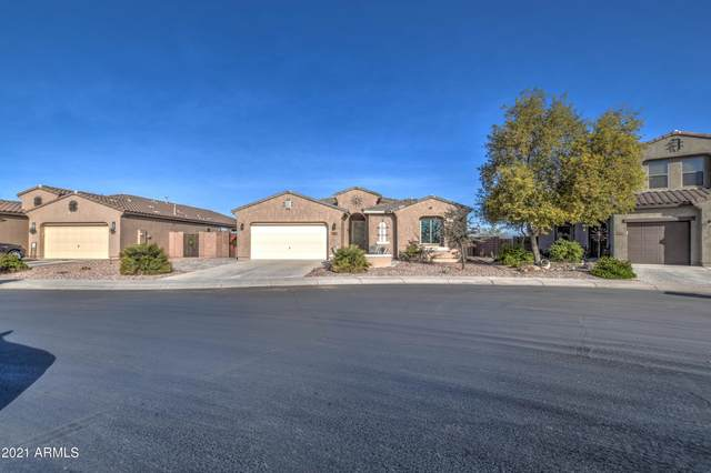 40430 W Parkhill Drive, Maricopa, AZ 85138 (MLS #6181327) :: Yost Realty Group at RE/MAX Casa Grande