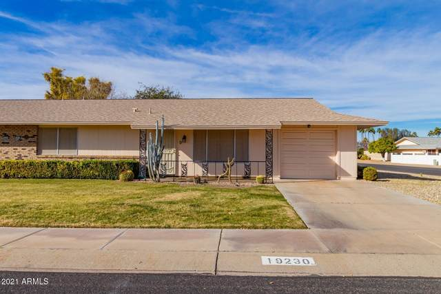 19230 N Signal Butte Circle, Sun City, AZ 85373 (MLS #6181340) :: Long Realty West Valley