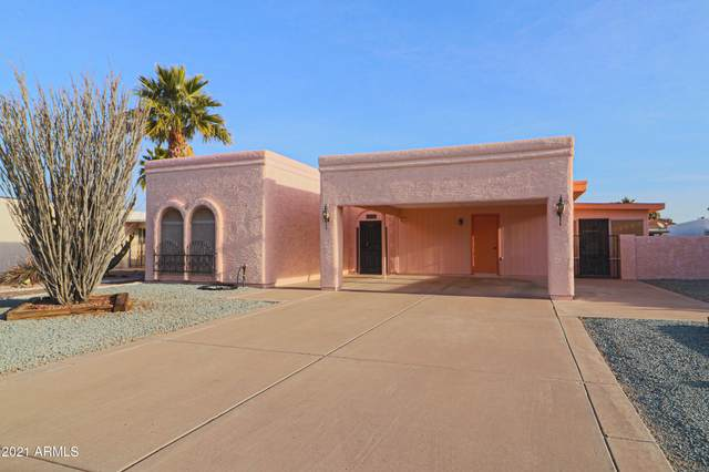 9350 E Citrus Lane N, Sun Lakes, AZ 85248 (MLS #6181358) :: Yost Realty Group at RE/MAX Casa Grande