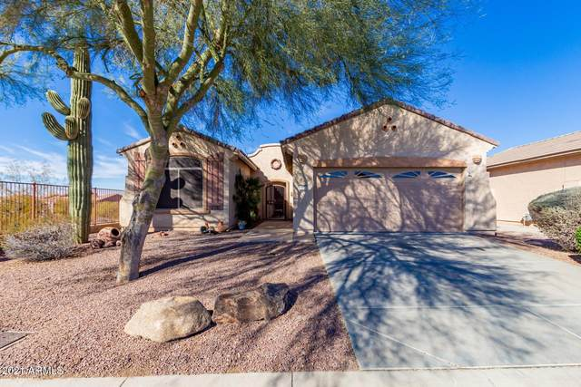11124 E Adobe Court, Gold Canyon, AZ 85118 (MLS #6181361) :: Arizona Home Group