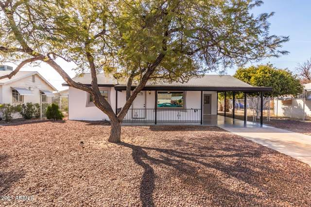 11107 W Indiana Avenue, Youngtown, AZ 85363 (MLS #6181393) :: Yost Realty Group at RE/MAX Casa Grande