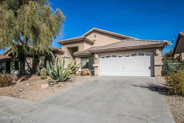 4302 E Williams Drive, Phoenix, AZ 85050 (MLS #6181399) :: The Newman Team