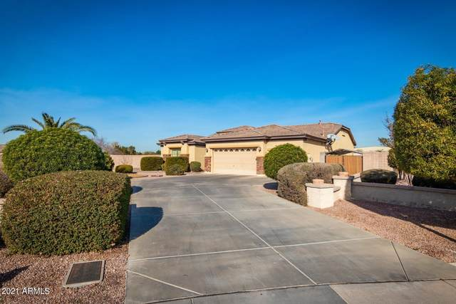 7714 N 83RD Drive, Glendale, AZ 85305 (MLS #6181406) :: Yost Realty Group at RE/MAX Casa Grande