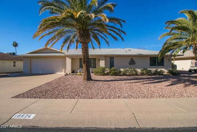 18824 N 124TH Drive, Sun City West, AZ 85375 (MLS #6181415) :: Yost Realty Group at RE/MAX Casa Grande