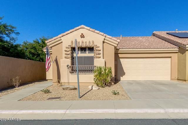 2565 S Signal Butte Road #45, Mesa, AZ 85209 (MLS #6181424) :: Yost Realty Group at RE/MAX Casa Grande
