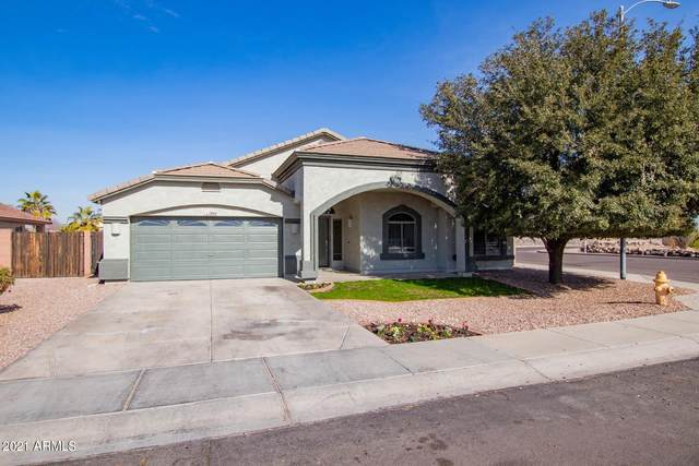 3904 W Rose Garden Lane, Glendale, AZ 85308 (MLS #6181428) :: Yost Realty Group at RE/MAX Casa Grande