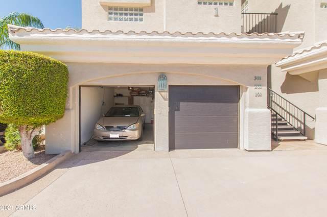 7777 E 2ND Street #201, Scottsdale, AZ 85251 (MLS #6181440) :: CANAM Realty Group