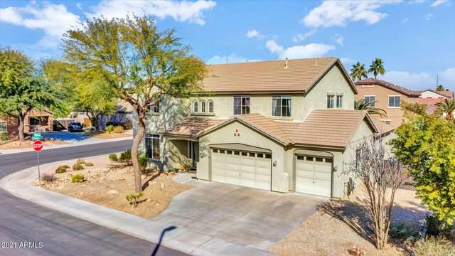 3448 E Serrana Court, Gilbert, AZ 85297 (MLS #6181441) :: My Home Group