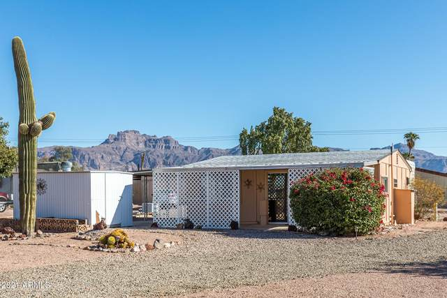 2295 S Descanso Road, Apache Junction, AZ 85119 (MLS #6181445) :: Sheli Stoddart Team | M.A.Z. Realty Professionals