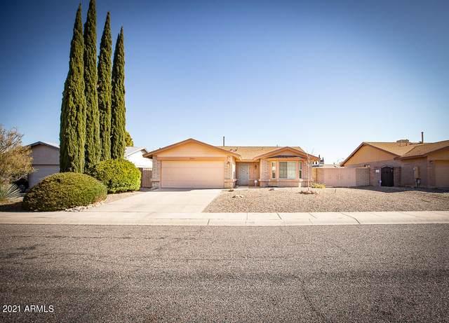 3259 Peregrine Drive, Sierra Vista, AZ 85650 (MLS #6181448) :: Yost Realty Group at RE/MAX Casa Grande