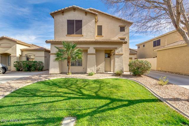 2065 N Arbor Lane, Chandler, AZ 85225 (MLS #6181449) :: Balboa Realty