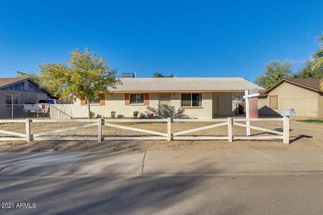 22238 S 208TH Street, Queen Creek, AZ 85142 (MLS #6181472) :: Arizona 1 Real Estate Team