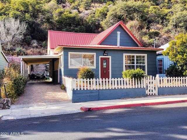 612 Tombstone Canyon, Bisbee, AZ 85603 (MLS #6181473) :: Yost Realty Group at RE/MAX Casa Grande