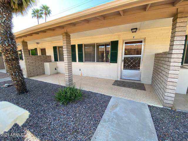 2360 E University Drive #2, Mesa, AZ 85213 (MLS #6181492) :: ASAP Realty