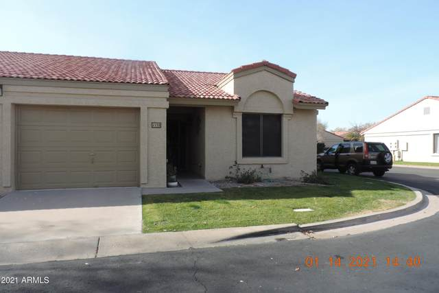1021 S Greenfield Road #1152, Mesa, AZ 85206 (MLS #6181499) :: Maison DeBlanc Real Estate