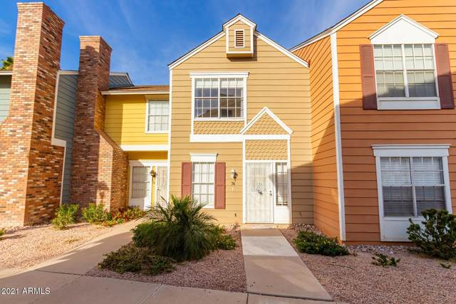 1970 N Hartford Street #74, Chandler, AZ 85225 (MLS #6181501) :: Executive Realty Advisors