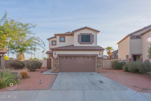 11355 W Pima Street, Avondale, AZ 85323 (MLS #6181510) :: Executive Realty Advisors